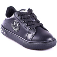 Skor Pojkar Sneakers Holalà HS0033L0002J Svart