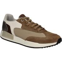 Skor Herr Sneakers Keys 3061 Brun