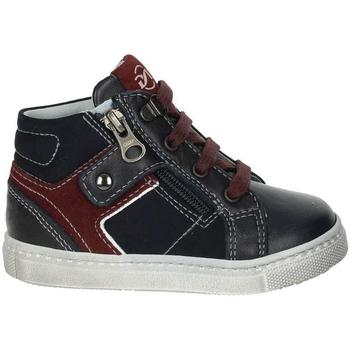 Skor Barn Höga sneakers NeroGiardini A823210M Blå