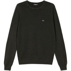 textil Herr Tröjor Nero Giardini E074600U Grön