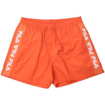 textil Herr Badbyxor och badkläder Fila 687744 Orange