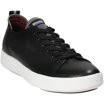 Skor Herr Sneakers Blauer 8SAUSTINXL01/LEA Svart