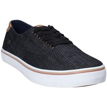 Skor Herr Sneakers Wrangler WM181012 Svart