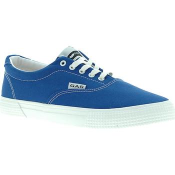 Skor Herr Sneakers Gas GAM810161 Blå