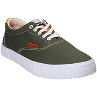 Skor Herr Sneakers Gas GAM810160 Grön