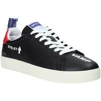 Skor Herr Sneakers Gas GAM914022 Svart