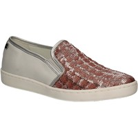 Skor Dam Slip-on-skor Keys 5051 Rosa