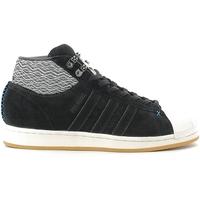 Skor Herr Höga sneakers adidas Originals AQ8159 Svart