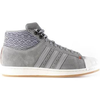 Skor Herr Höga sneakers adidas Originals AQ8160 Grå