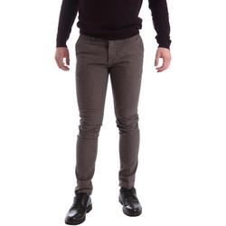 textil Herr Chinos / Carrot jeans Sei3sei 2626 Brun