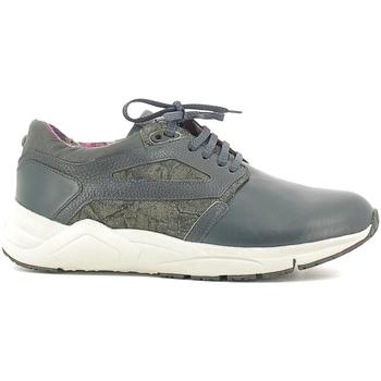Skor Herr Sneakers Alberto Guardiani SU73452D Blå