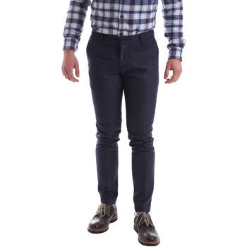 textil Herr Chinos / Carrot jeans Sei3sei 2716 Violett