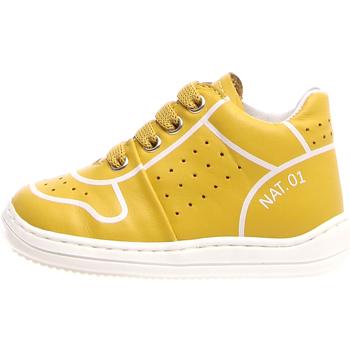 Skor Barn Höga sneakers Naturino 2013460-01-0G04 Gul