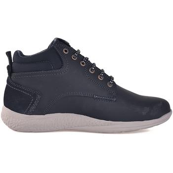 Skor Herr Boots Wrangler WM182150 Blå