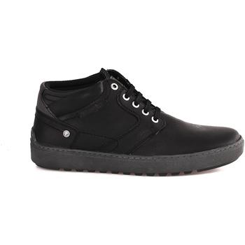 Skor Herr Boots Wrangler WM182088 Svart