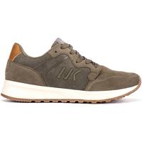 Skor Herr Sneakers Lumberjack SM44105 004 M65 Grön
