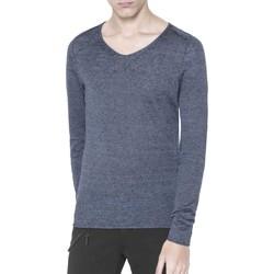 textil Herr Tröjor Antony Morato MMSW00639 YA500041 Blå