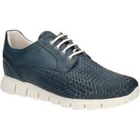 Skor Herr Sneakers Exton 338 Blå