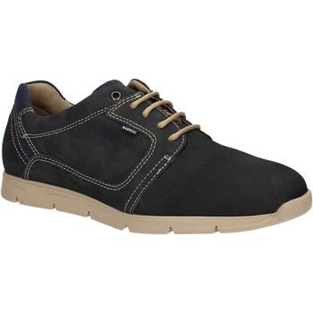 Skor Herr Sneakers Baerchi 5080 Blå