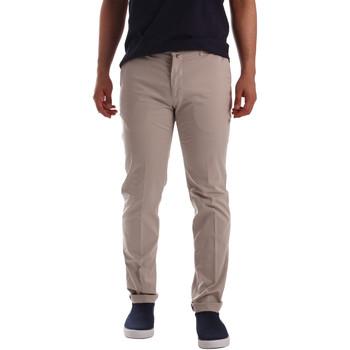 textil Herr Chinos / Carrot jeans Sei3sei PZV20 7148 Beige