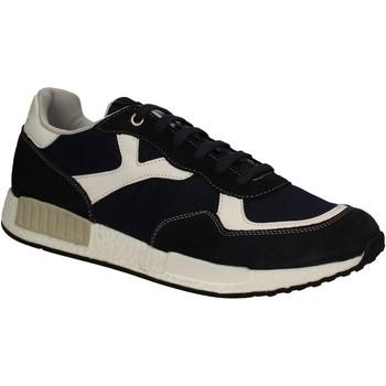 Skor Herr Sneakers Keys 3063 Blå
