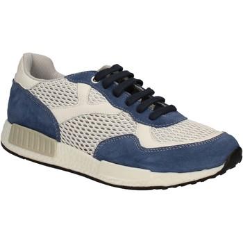 Skor Herr Sneakers Keys 3065 Blå