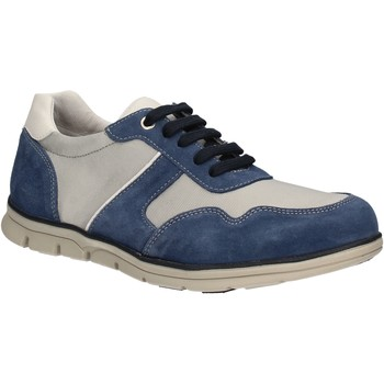 Skor Herr Sneakers Keys 3071 Blå