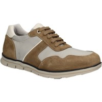 Skor Herr Sneakers Keys 3071 Brun