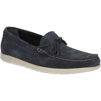 Skor Herr Loafers Maritan G 460363 Blå