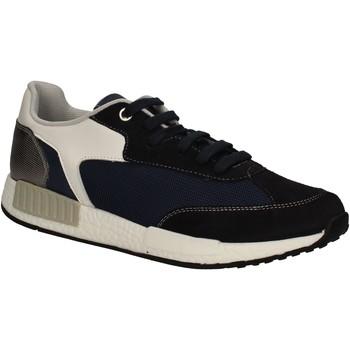 Skor Herr Sneakers Keys 3061 Blå