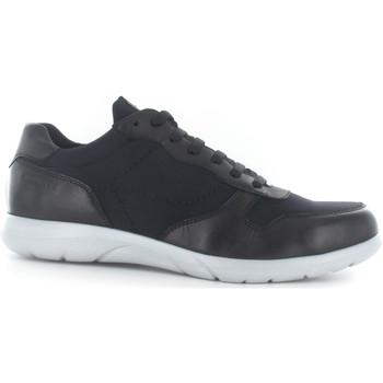 Skor Herr Sneakers Stonefly 108608 Svart