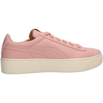 Skor Dam Sneakers Puma 365603 Rosa