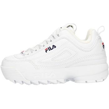 Skor Barn Sneakers Fila FW02945SN White