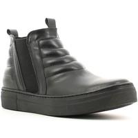 Skor Dam Höga sneakers Café Noir XV101 Svart