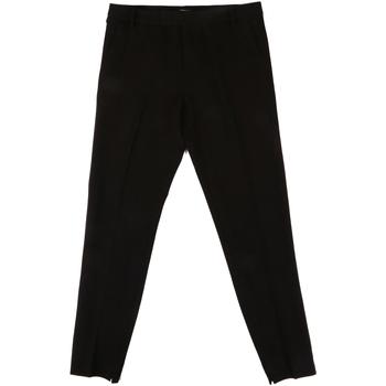 textil Dam Kostymbyxor Fornarina BIF1I70L24700 Svart