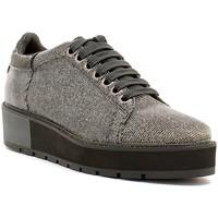 Skor Dam Sneakers Apepazza DLG06 Grå