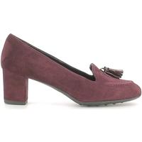 Skor Dam Loafers Grace Shoes 206 Röd
