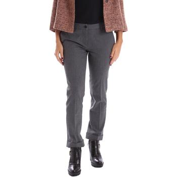 textil Dam Chinos / Carrot jeans Gazel AB.PA.LU.0040 Grå