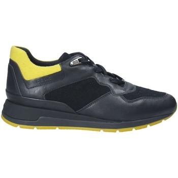 Skor Dam Sneakers Geox D44N1A 085NY Blå