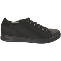 Skor Dam Sneakers Geox D621BC 0QS22 Svart