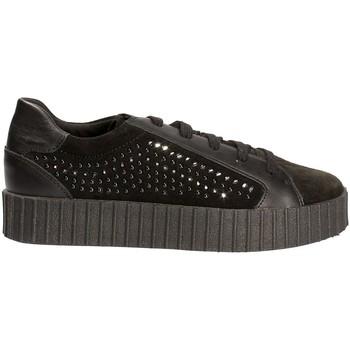 Skor Dam Sneakers Geox D6434B 02285 Svart