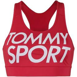 textil Dam Sport-BH Tommy Hilfiger S10S100070 Röd