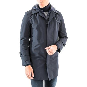 textil Herr Täckjackor Antony Morato MMCO00540 FA600100 Blå