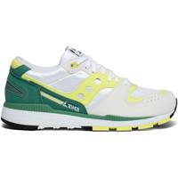 Skor Herr Sneakers Saucony S70437 Vit