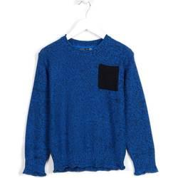 textil Barn Tröjor Losan 623 5006AA Blå