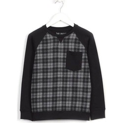 textil Barn Sweatshirts Losan 623 6004AA Svart