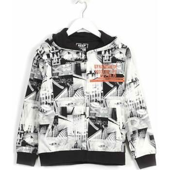 textil Barn Sweatshirts Losan 623 6008AA Grå