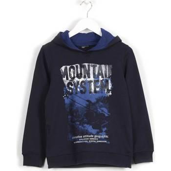 textil Barn Sweatshirts Losan 623 6652AA Blå