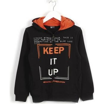 textil Barn Sweatshirts Losan 623 6660AA Svart