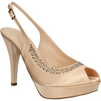 Skor Dam Sandaler Grace Shoes 2046 Guld